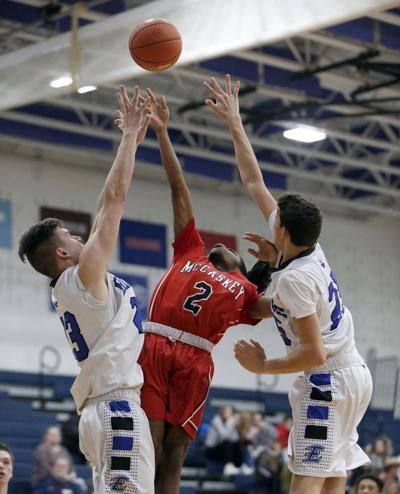 Elizabethtown vs McCaskey-LL Boys Basketball