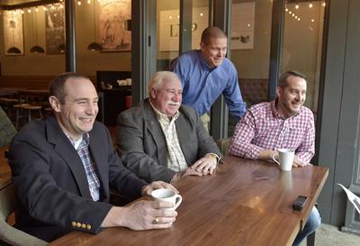 Restaurant & Lodging Association officials