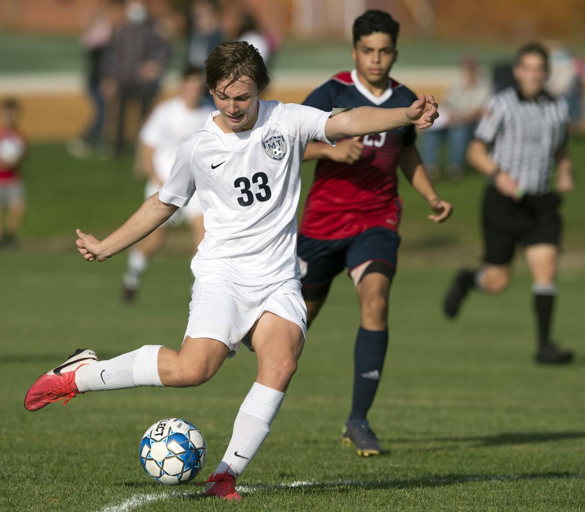 Manheim Twp. vs Conestoga Valley-LL Boys Soccer