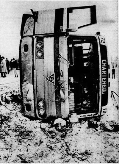 Bus crash 1969