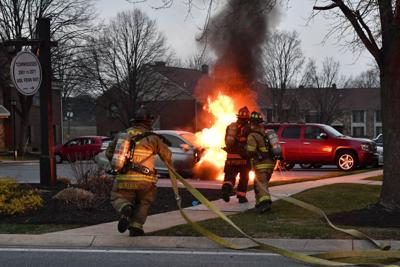 william penn car fire