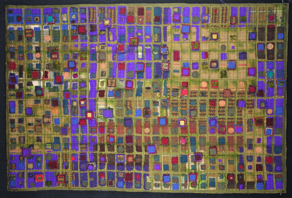 See quilt artist Mary Stoudt's art works at GoggleWorks ... : quilting artist - Adamdwight.com
