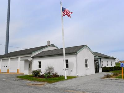 West Sadsbury Township offices
