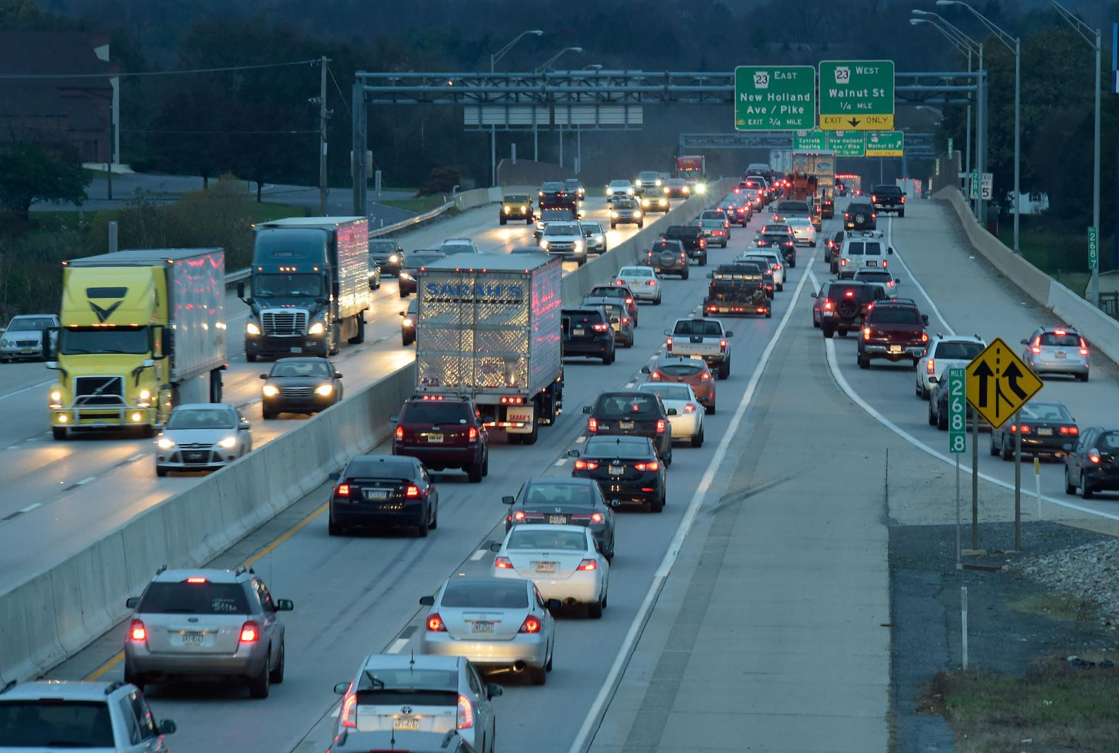 obsolete already? 15 years after $226.7m reconstruction of route 30