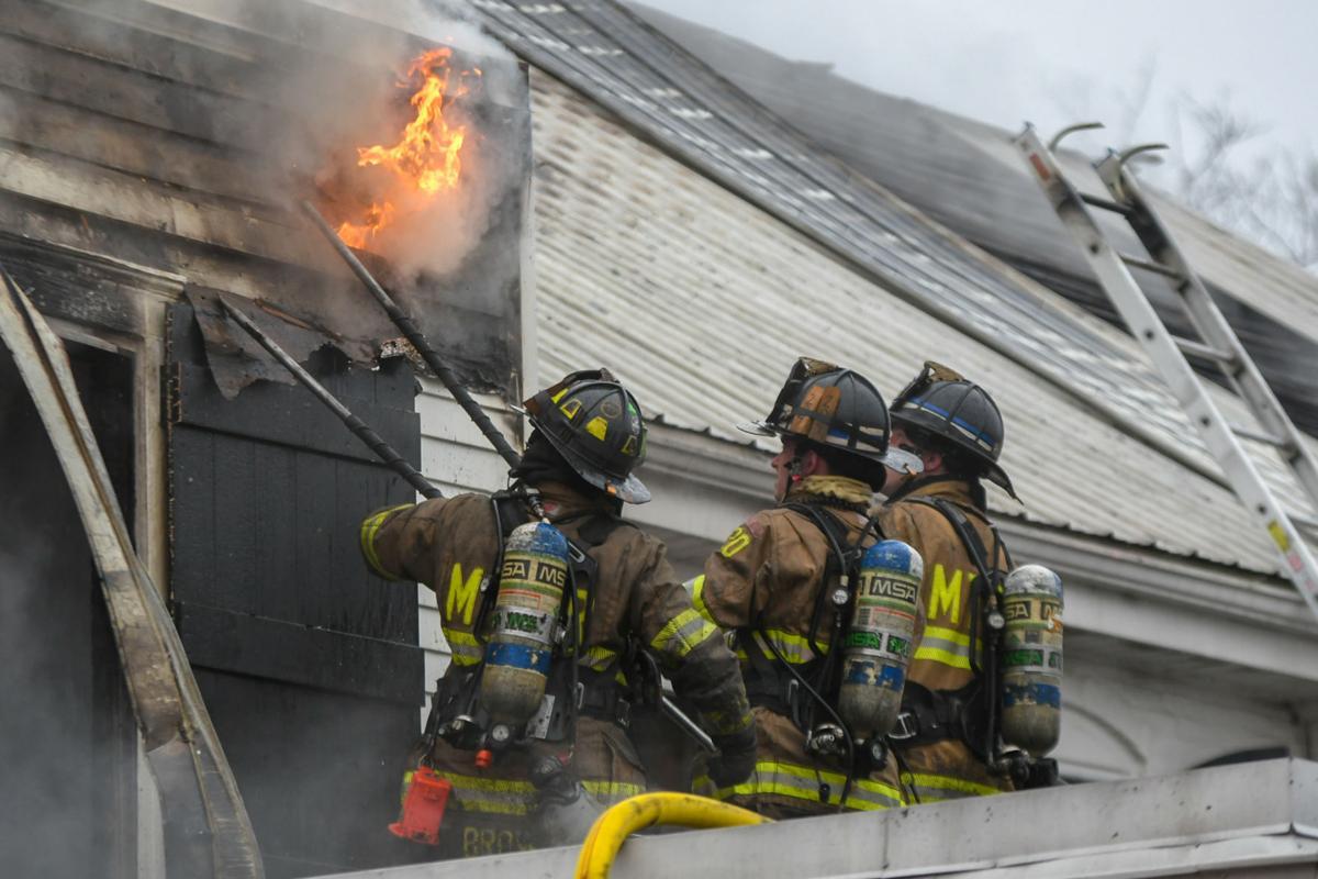 Village Center Fire 2