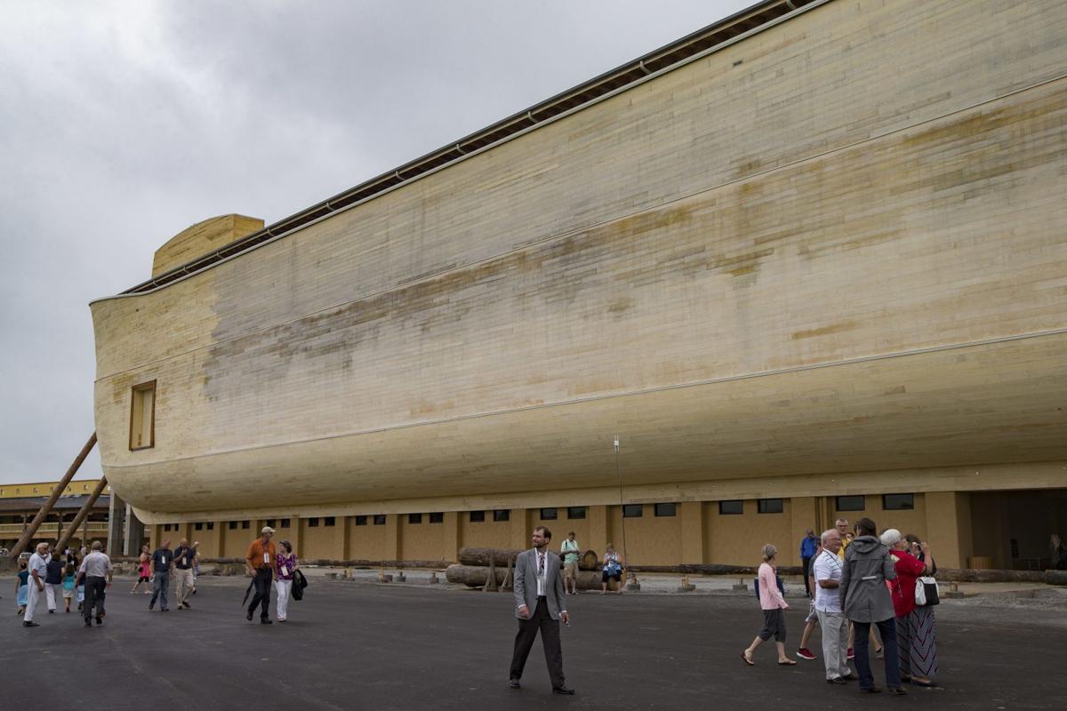 Ark Encounter: Lancaster County Amish help recreate Noah's