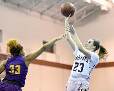 Linden Hall vs Lancaster Catholic-Girls Basketball