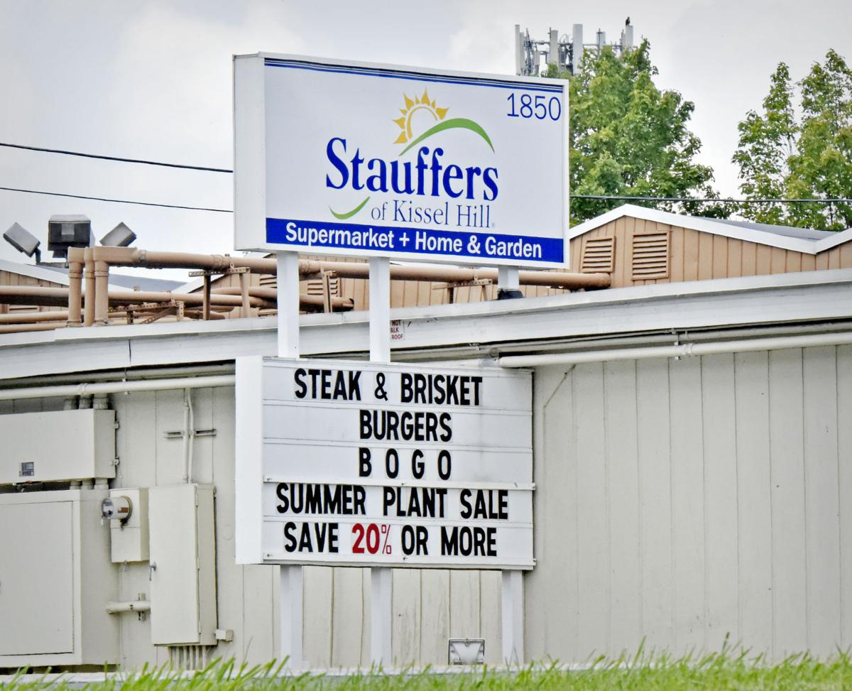 shoppers heartbroken over plan to close stauffers on