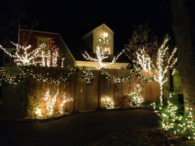Best Christmas lights of 2013: Your photos