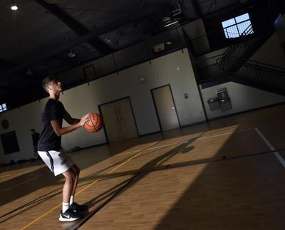 Camden Hurst-Lancaster Mennonite Basketball