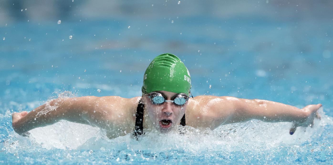 PIAA Girls 2A Swimming Championships