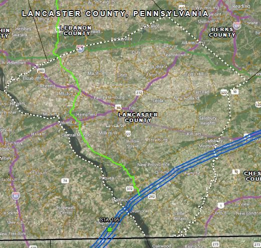 Williams Partners files formal proposal to build 35 miles of