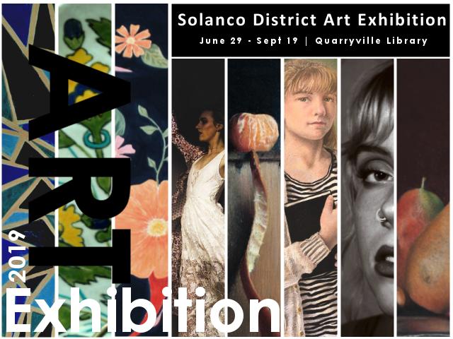 2019 Solanco Art Exhibition Announcement