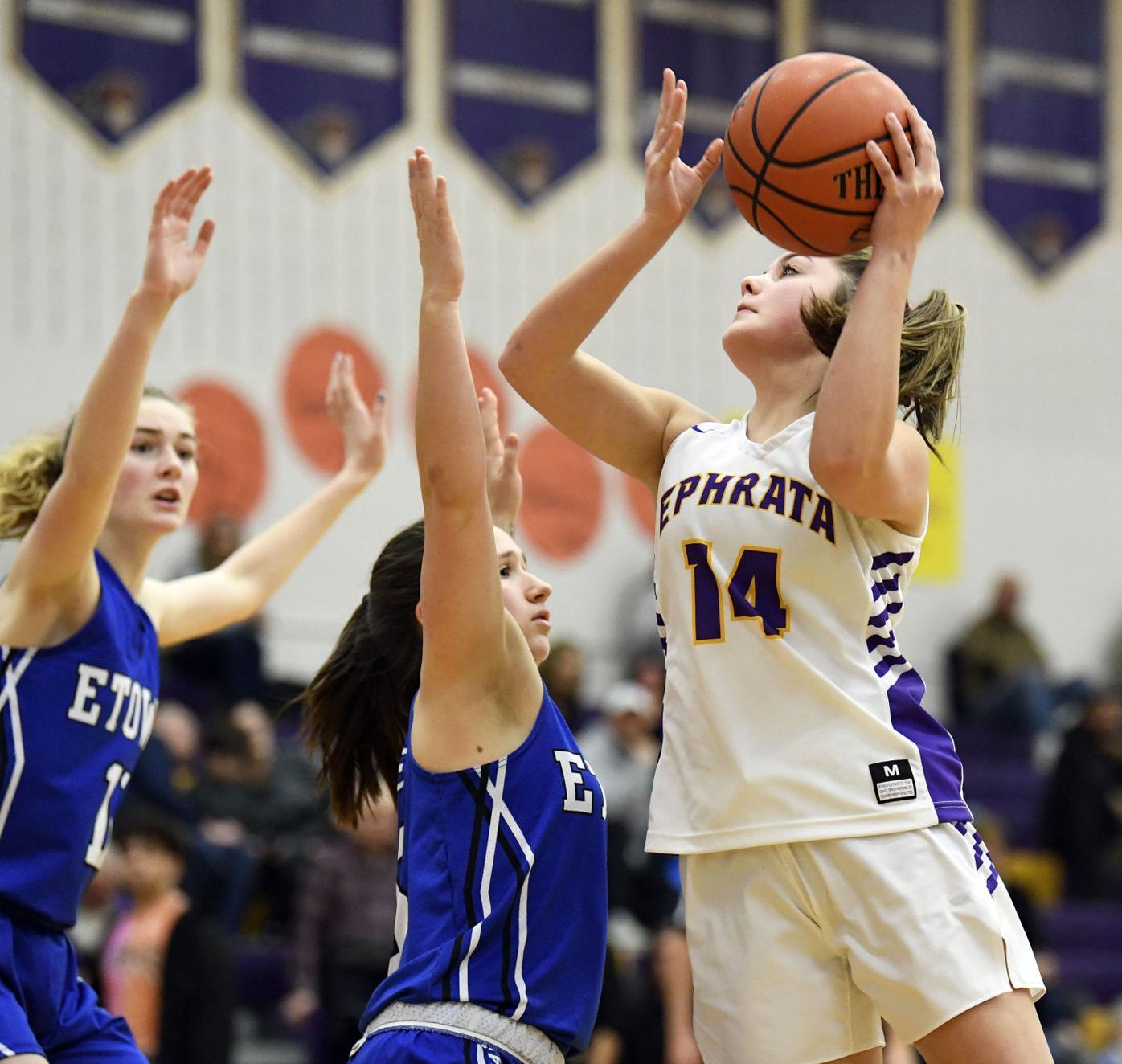 Ephrata vs Elizabethtown-LL Girls Basketball