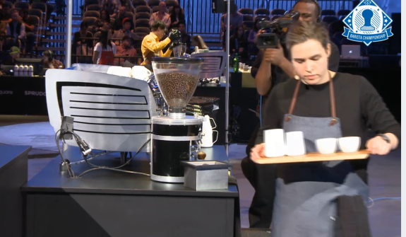 Local barista competes in national coffee competition | Food