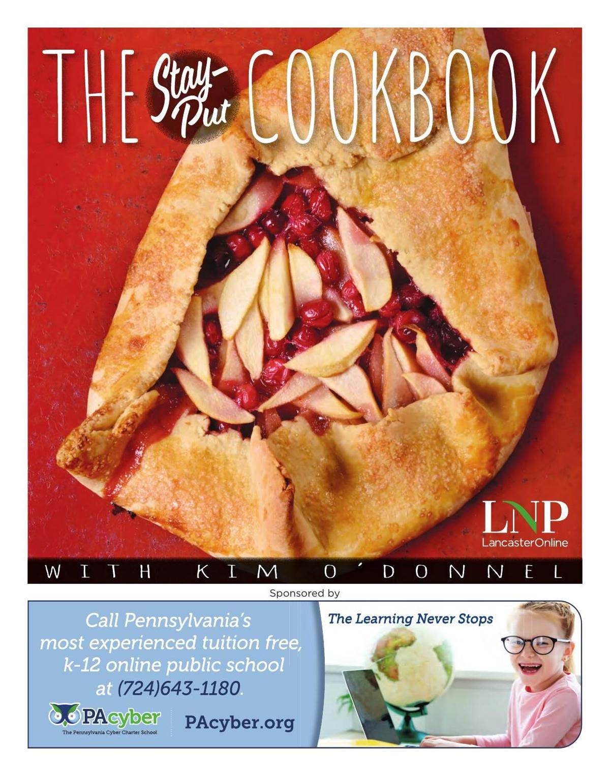 The Stay-Put Cookbook With Kim O'Donnel