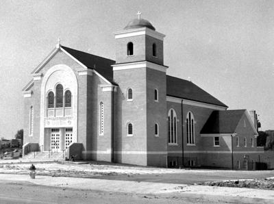 Lancaster That Was: Greek Orthodox church saw groundbreaking