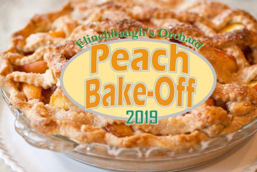 Peach Bake Off