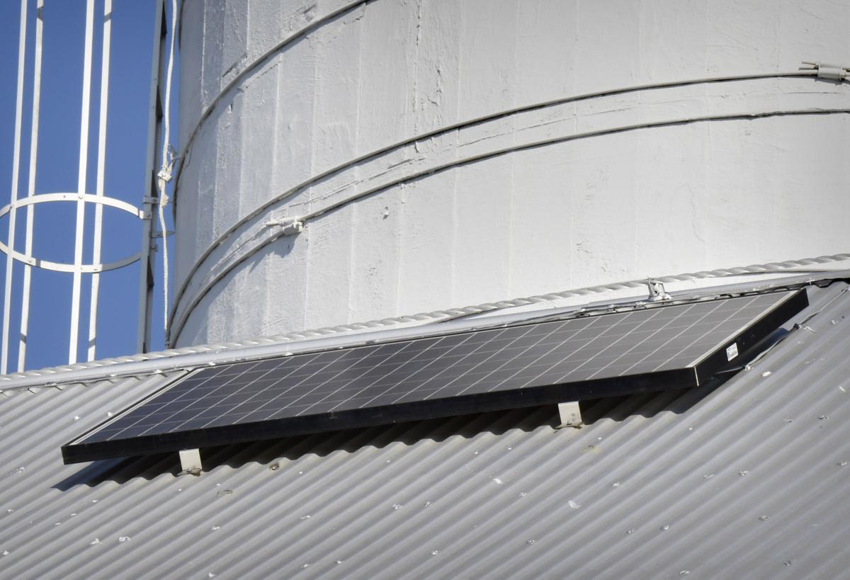 Amish Solar