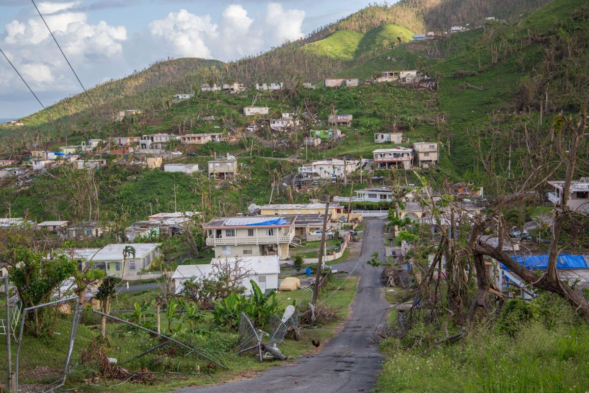 Lnp Exclusive On The Ground Searching For Lancaster Connections In Puerto Rico 1 Month After Hurricane Maria Local News Lancasteronline Com