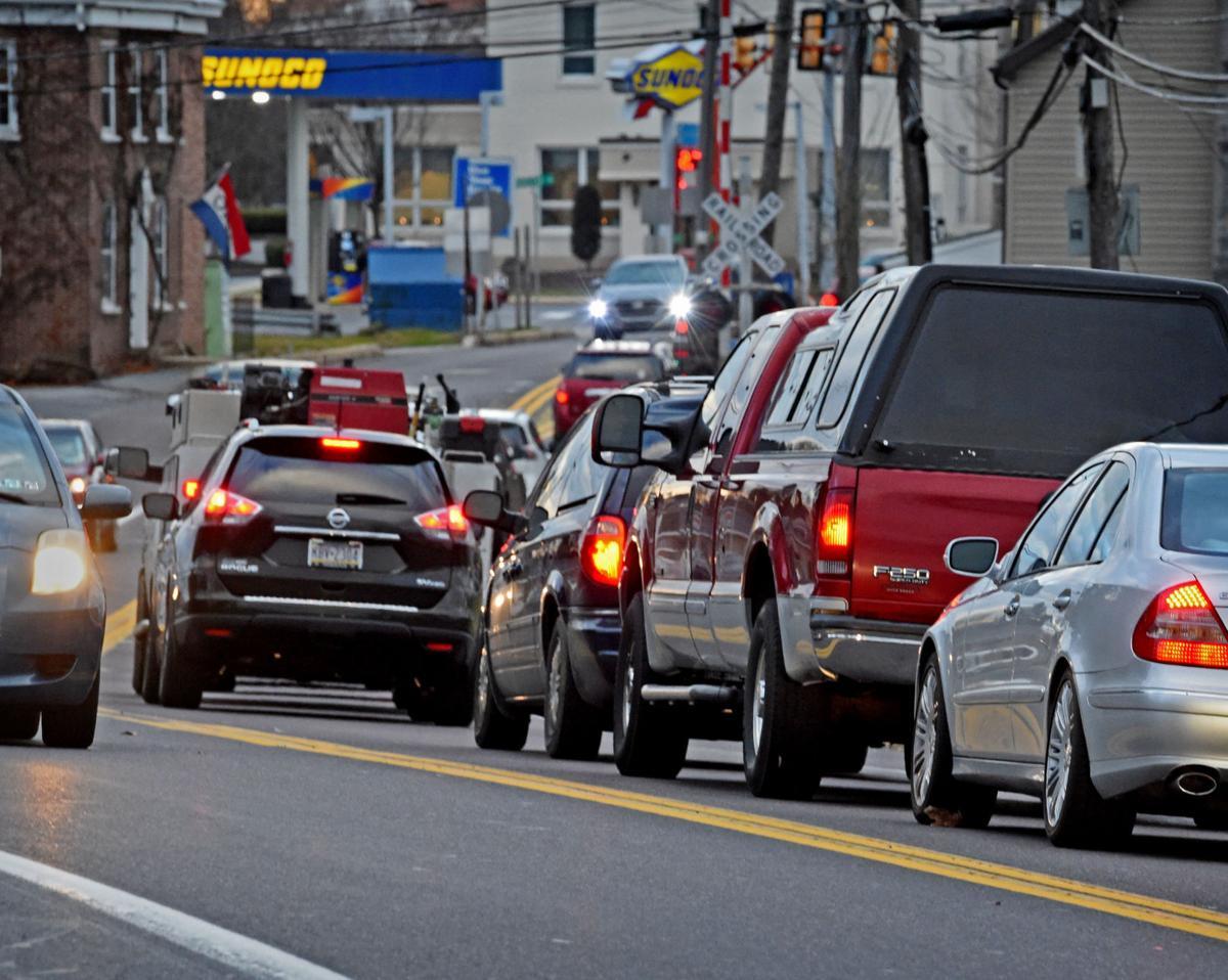 Rohrerstown Road traffic