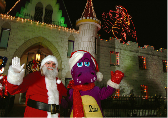 lights rides music and more make hershey a holiday haven entertainment lancasteronlinecom