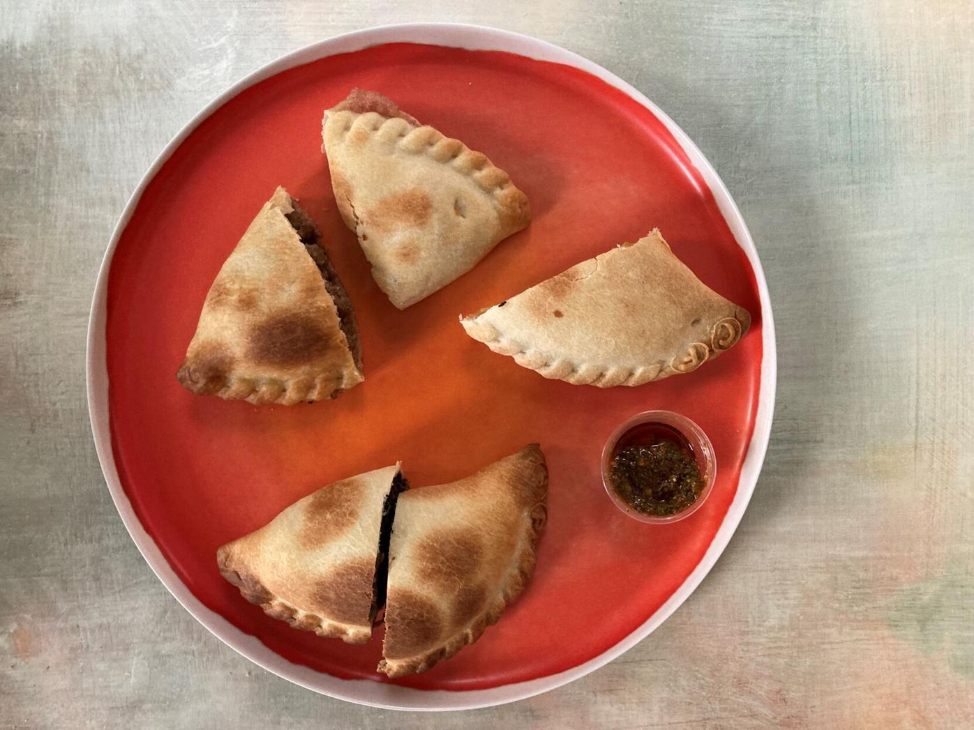 Empanadas, baked