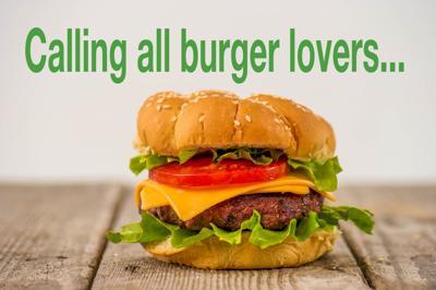 Burger taste test
