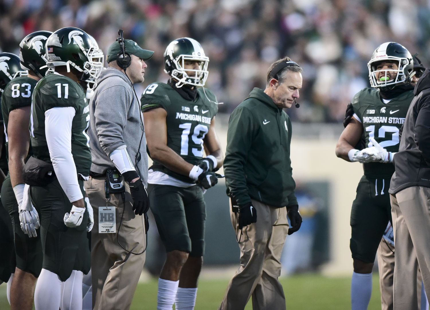 USA Today Predicts 10-2 For Wolverines, 6-6 For Spartans