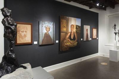 Michael Tymon Demuth exhibit