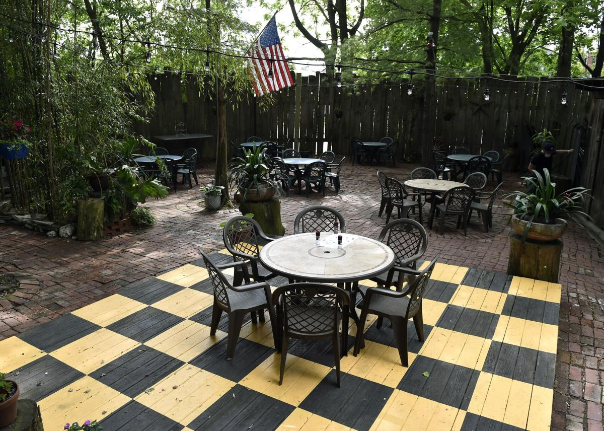 Bube's Brewery Outdoor Dining
