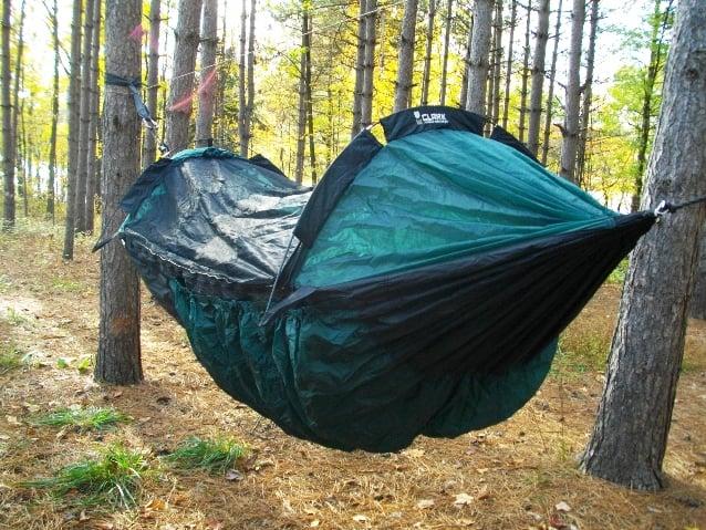 Hammocks: A Better Way To Camp?