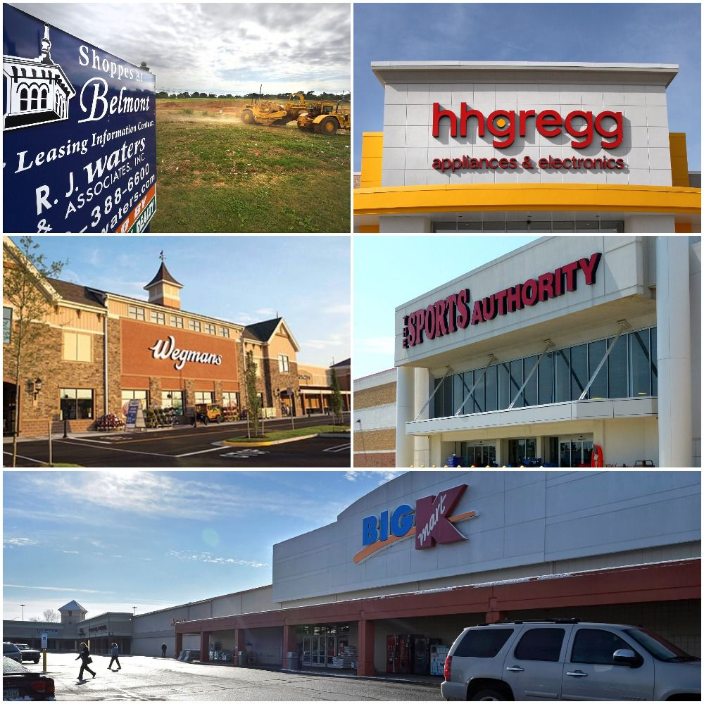 19cbf1cbe2cb3 Revolving retail door  Major retailers close even as others plan new stores  in Lancaster County