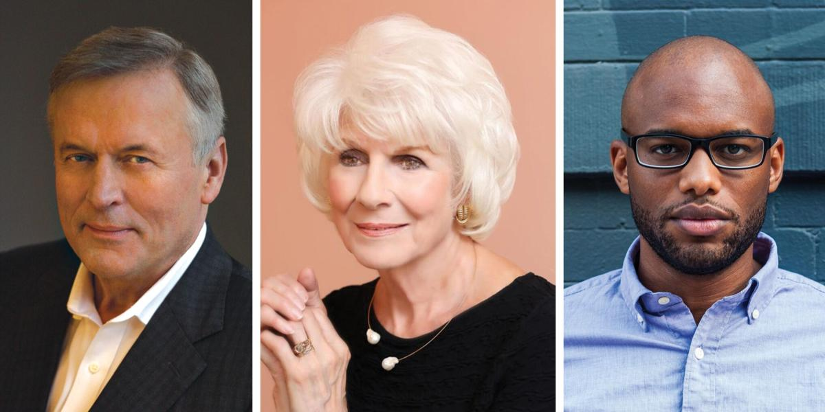 John Grisham, Diane Rehm and Mychal Denzel Smith