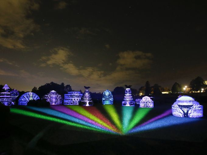 Nightscape Returns To Longwood Gardens With More Lights More Music And New Sites
