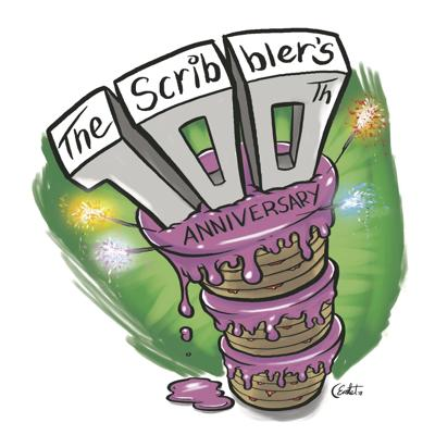 The Scribbler 100th anniversary