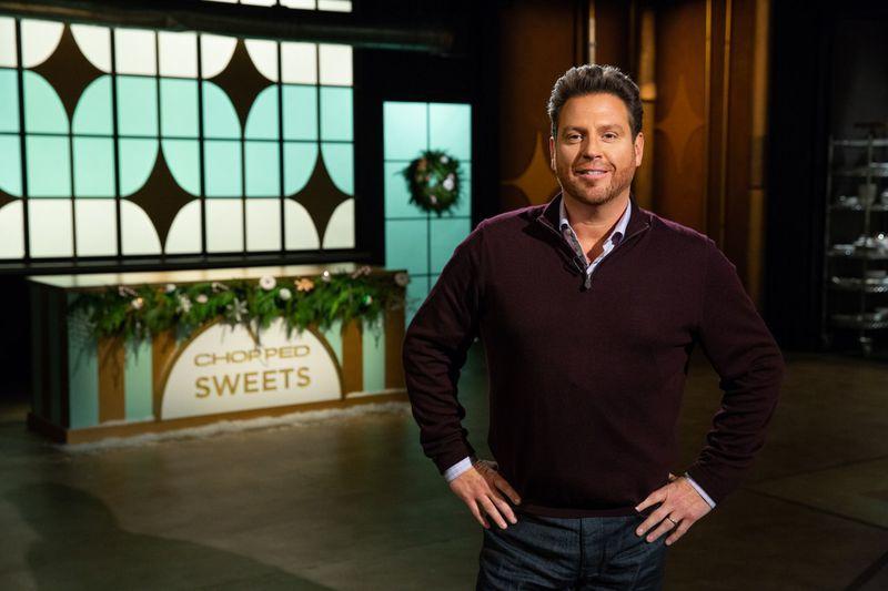 Host Scott Conant on 'Chopped Sweets'