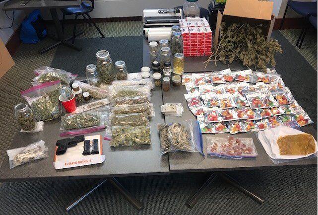 West Hempfield drug seizer