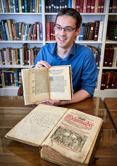 ancient Lutheran books