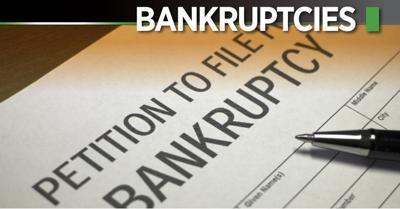 Bankruptcies logo