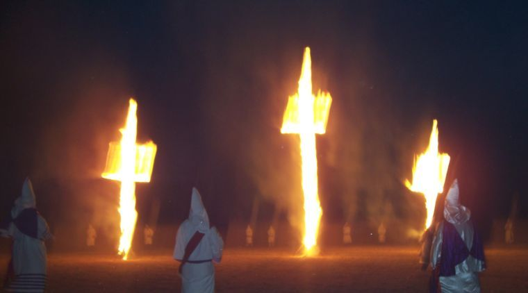 klan burn