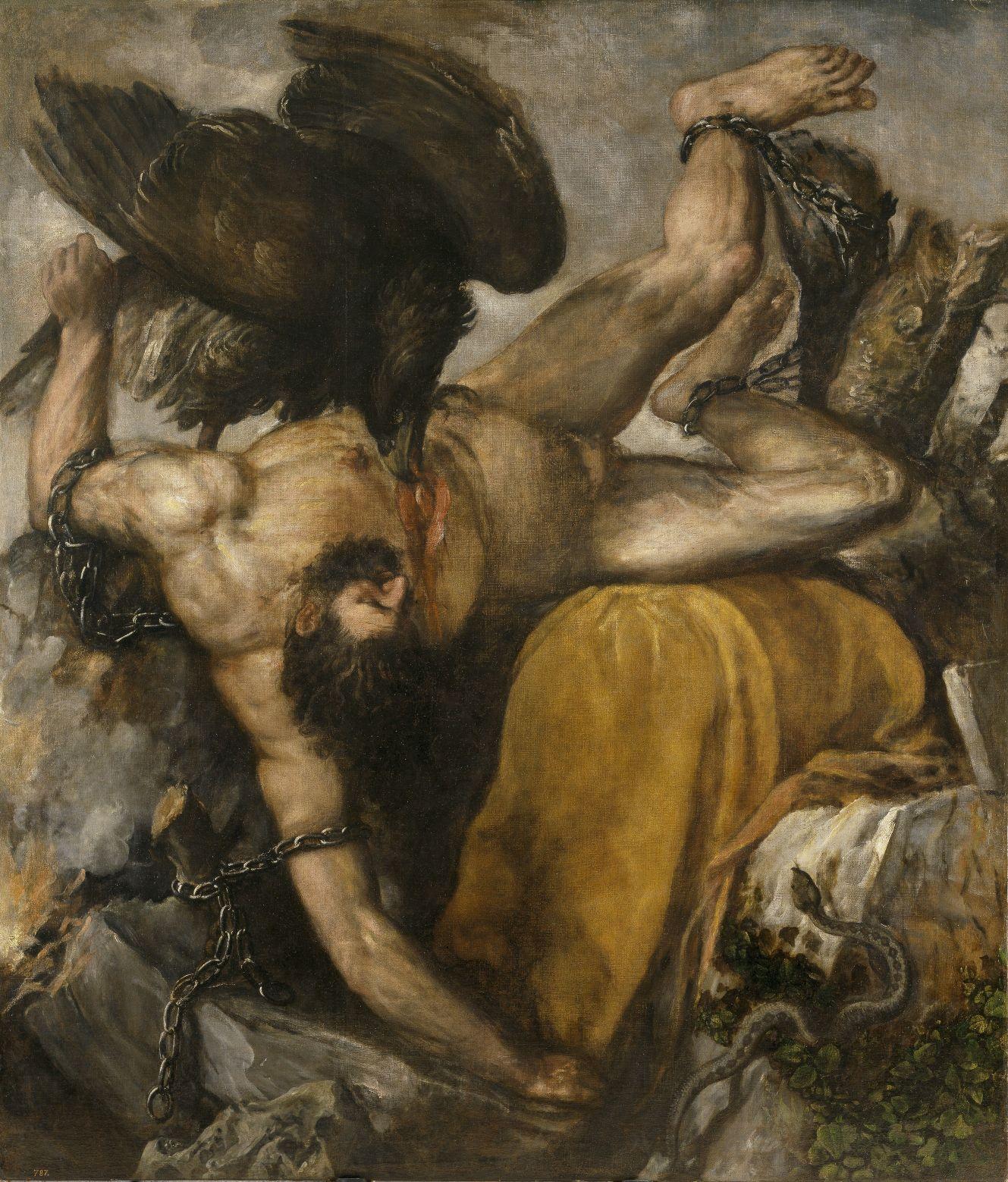 prometheus bound rubens essays