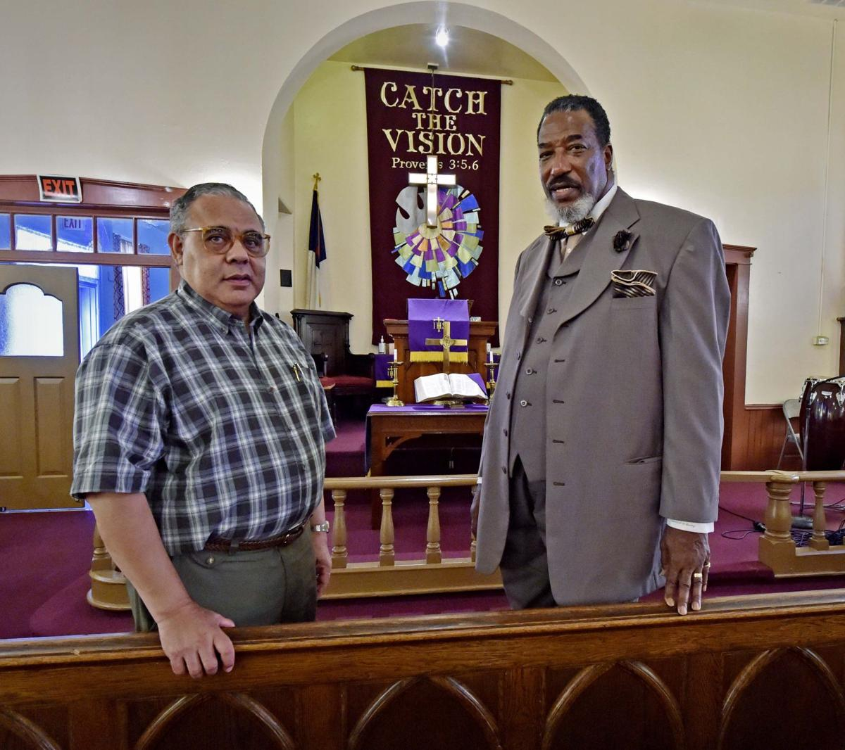 The Inside Track Lancaster Pa: Bethel A.M.E. Church, A Rock For Generations Of Lancaster