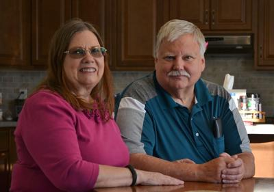 Shirley and Bob Redcay