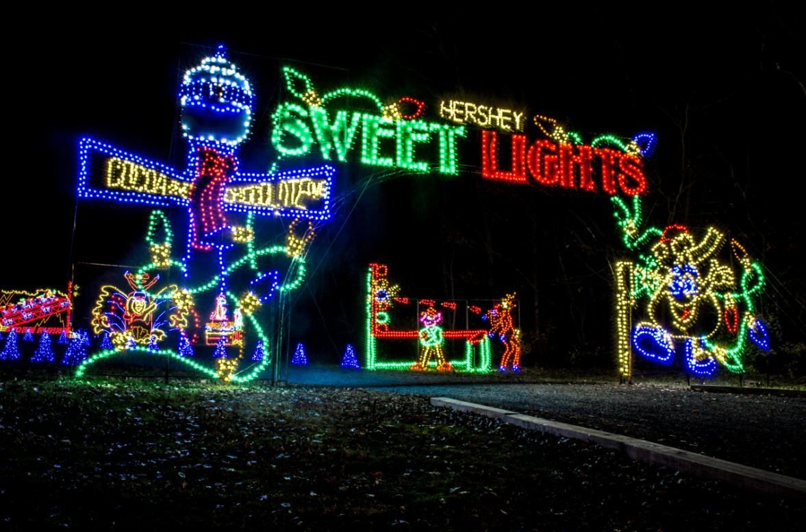 Christmas lights without leaving the car: 6 drive-through light shows near Lancaster County ...
