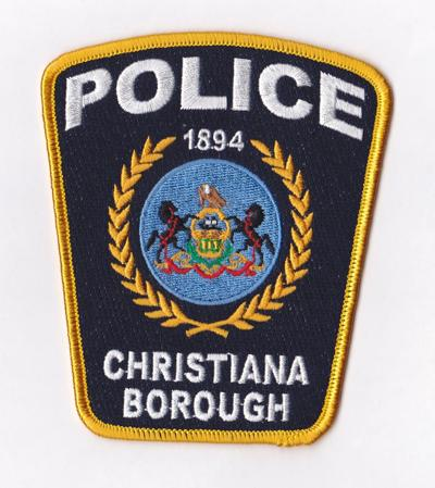 Christiana Borough Police logo