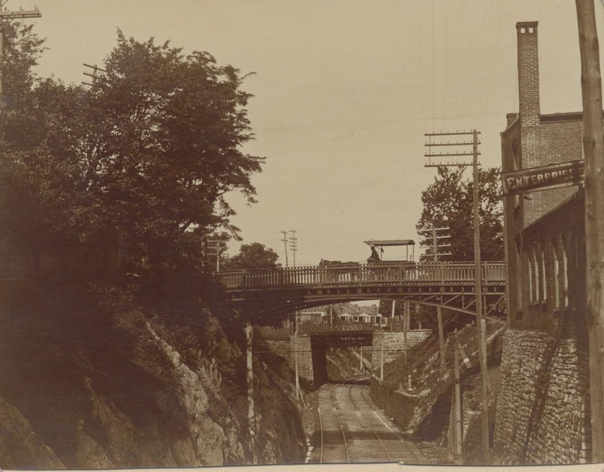 Lime Street Bridge