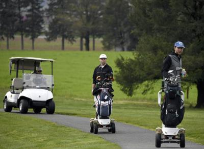 Golf Courses Re-open in Lancaster County