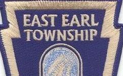 East Earl Township police logo