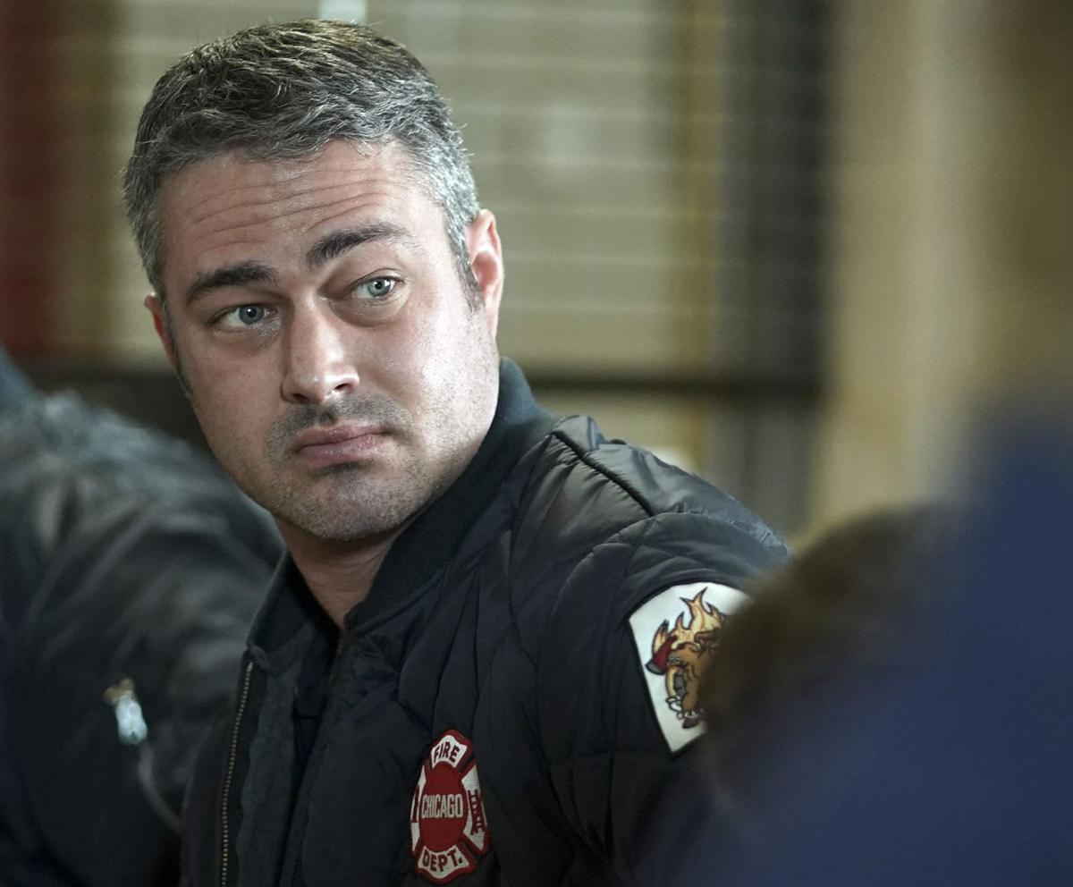 'Blue Night' film, featuring Taylor Kinney, premieres this ...